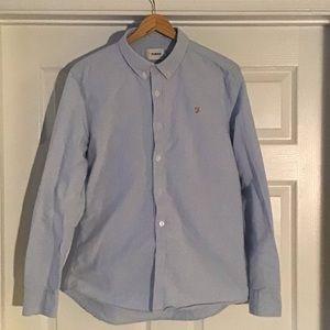 Farah Button Down Long Sleeve Shirt